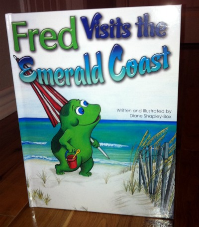 Fred Visits the Emeral Coast